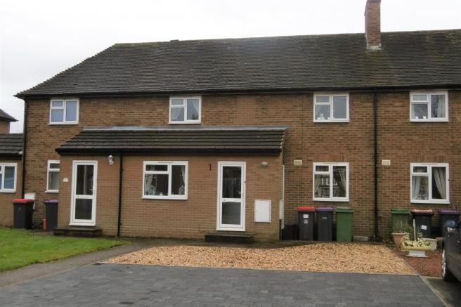 2 Bedrooms Terraced House for sale in 18 Donnington Way, The Humbers, Telford, TF2 8LE
