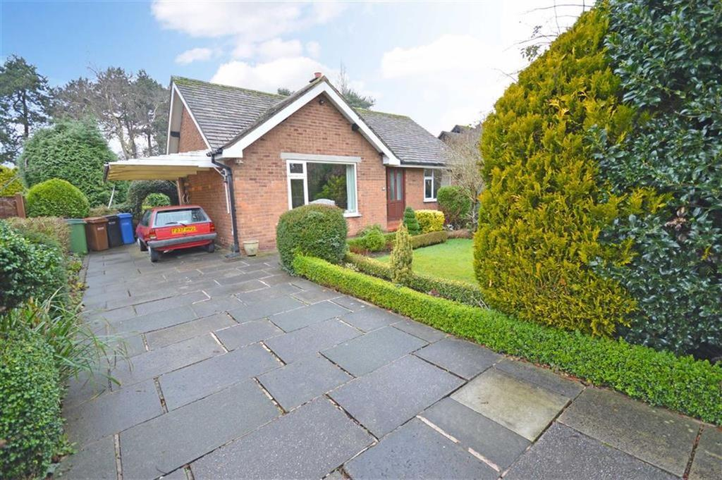 2 Bedrooms Detached Bungalow for sale in Mostyn Road, Hazel Grove, Cheshire