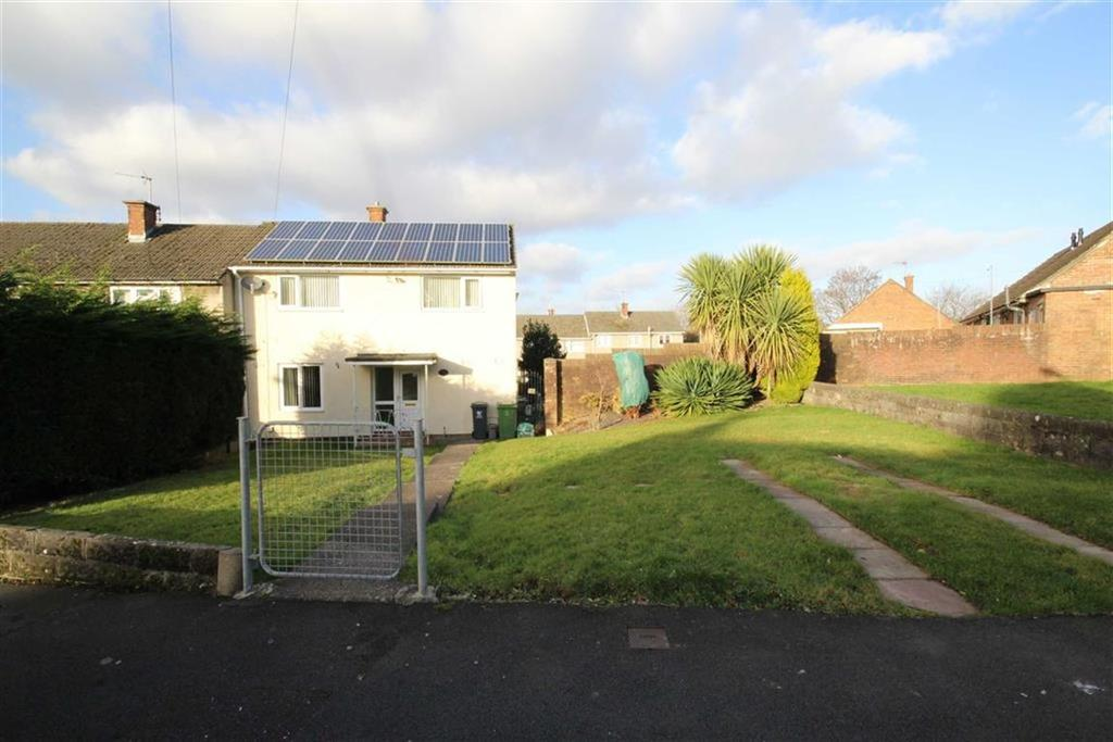3 Bedrooms End Of Terrace House for sale in Arlington Crescent, Llanrumney, Cardiff