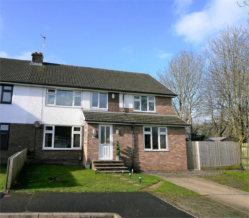 4 Bedrooms Semi Detached House for sale in Waverley Close, Llandough