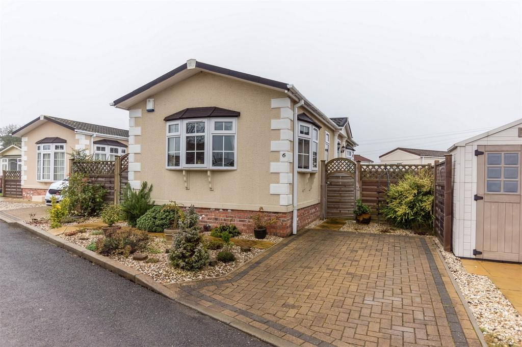 2 Bedrooms Park Home Mobile Home for sale in Cundall Drive, Acaster Malbis, YORK