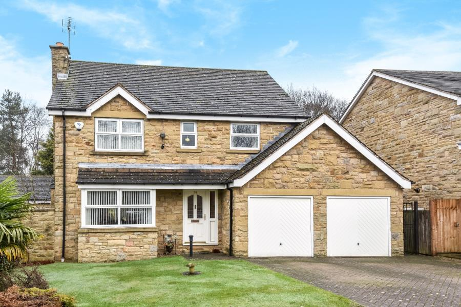 4 Bedrooms Detached House for sale in WIGTON GREEN, ALWOODLEY, LS17 8QR