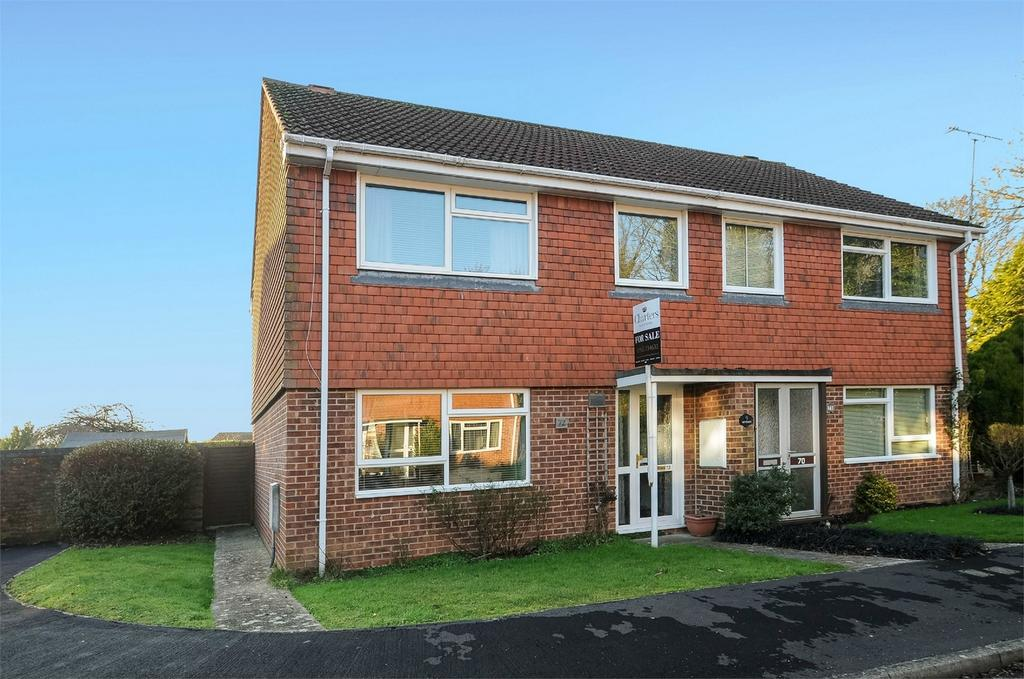 3 Bedrooms Semi Detached House for sale in Alresford, Hampshire