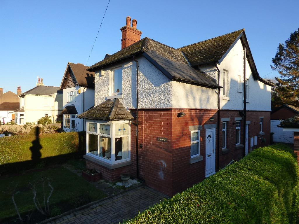 4 Bedrooms Detached House for sale in Ferndale Road, Kings Acre, Hereford