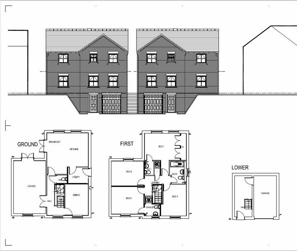 Land Commercial for sale in Ashbourne Road, Whiston, Staffordshire