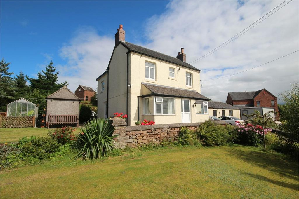 3 Bedrooms Detached House for sale in Ashbourne Road, Whiston, Staffordshire