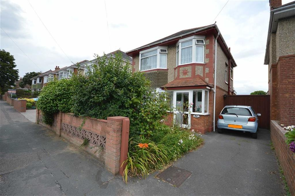 3 Bedrooms Detached House for sale in Priory View Road, Bournemouth, Dorset, BH9