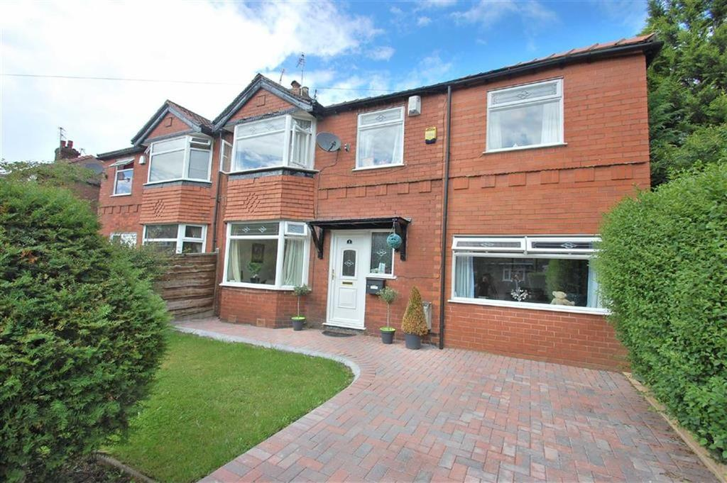 4 Bedrooms Semi Detached House for sale in Central Drive, Bramhall, Cheshire