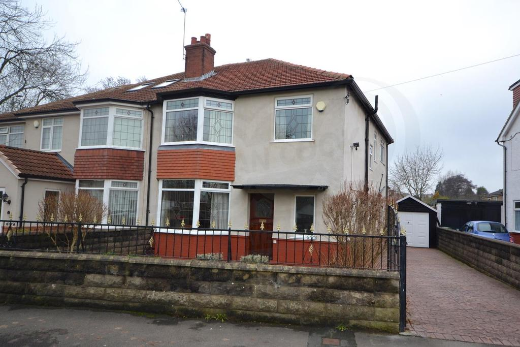 5 Bedrooms House for sale in Broomhill Drive, Moortown, Leeds