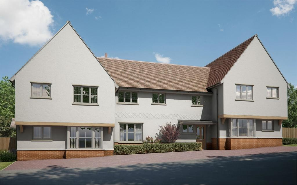 3 Bedrooms End Of Terrace House for sale in Holly House (Plot 34), The Limes, Gillon Way, Radwinter, Nr Saffron Walden
