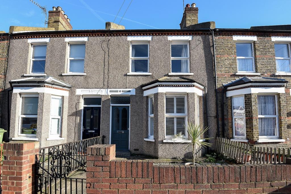 2 Bedrooms Terraced House for sale in Roper Street Eltham SE9