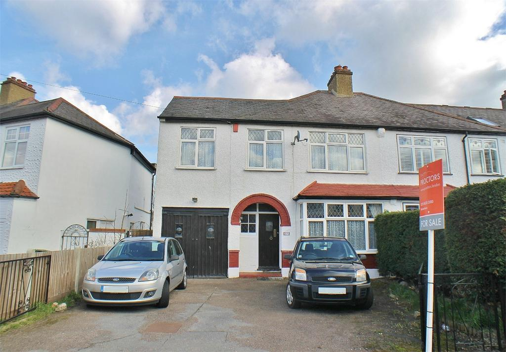 4 Bedrooms End Of Terrace House for sale in Ambleside Avenue, Beckenham