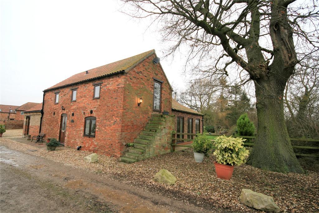 3 Bedrooms Detached House for sale in Westmoor Farm, Martin Moor, LN4