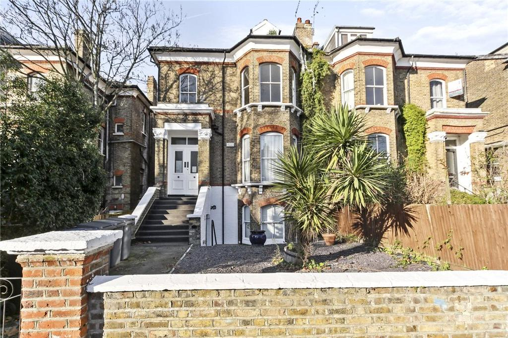 3 Bedrooms Flat for sale in Cavendish Road, Queen's Park, London, NW6