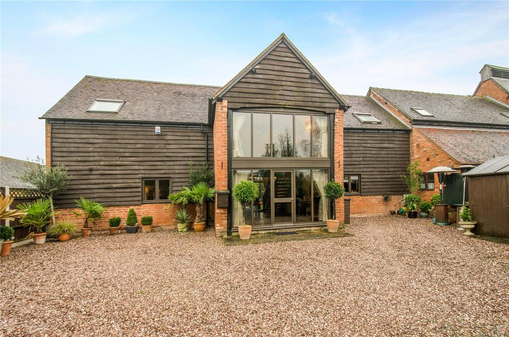 4 Bedrooms Barn Conversion Character Property for sale in Broadwas On Teme, Worcestershire