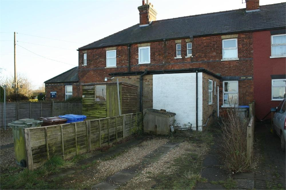 2 Bedrooms Terraced House for sale in Coastguard Station, Wash Road, Fosdyke, Boston, Lincolnshire