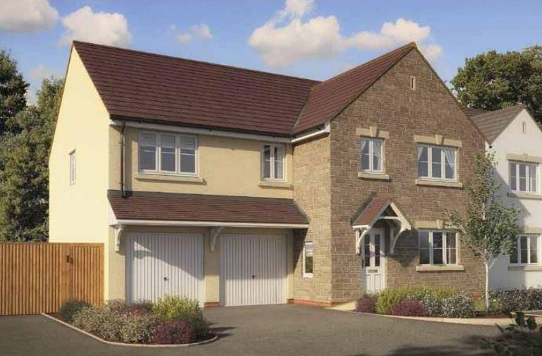 5 Bedrooms Detached House for sale in Pavillion Gardens, Monkton Heathfield