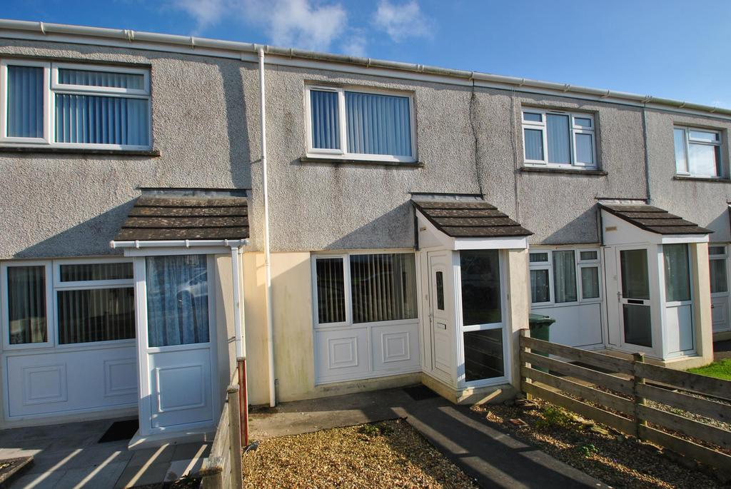 2 Bedrooms Terraced House for sale in Polwhele Road, Newquay