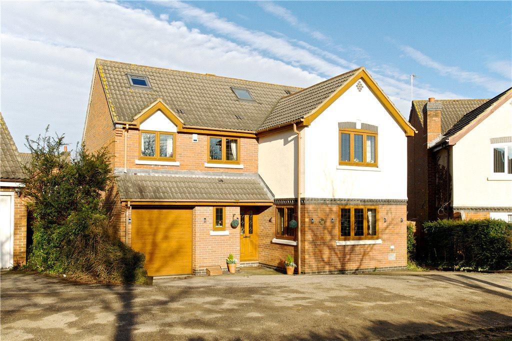 6 Bedrooms Detached House for sale in Eridge Green, Kents Hill, Milton Keynes, Buckinghamshire
