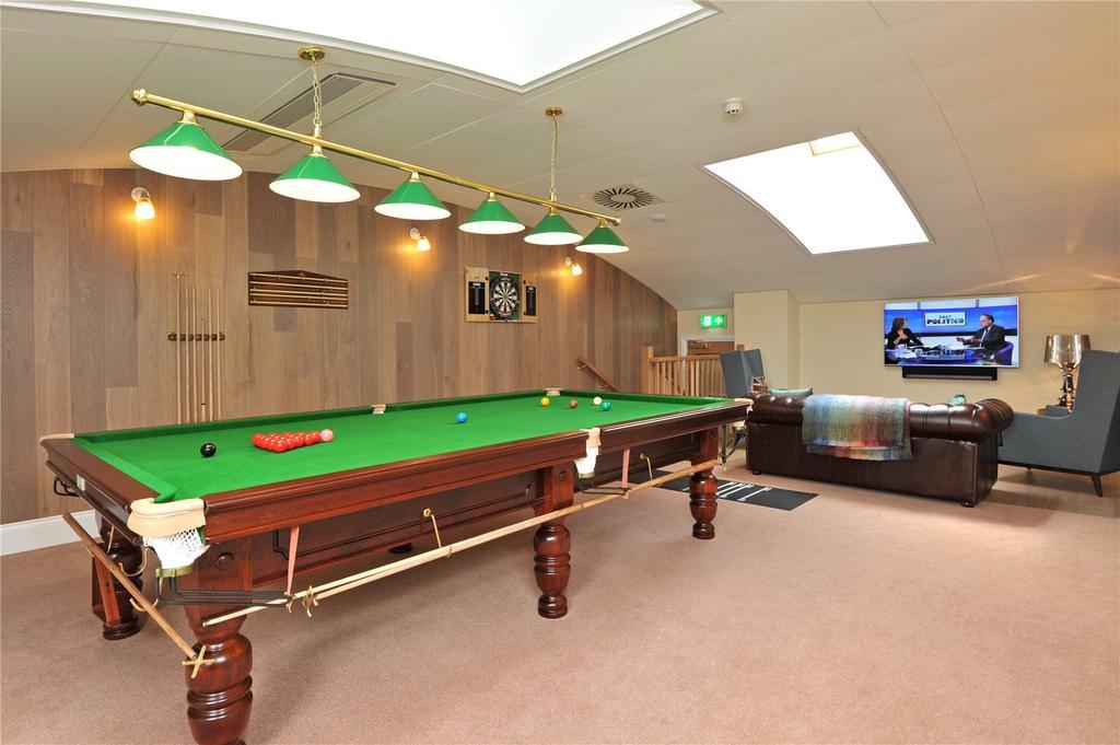 Millbrook Gamesroom
