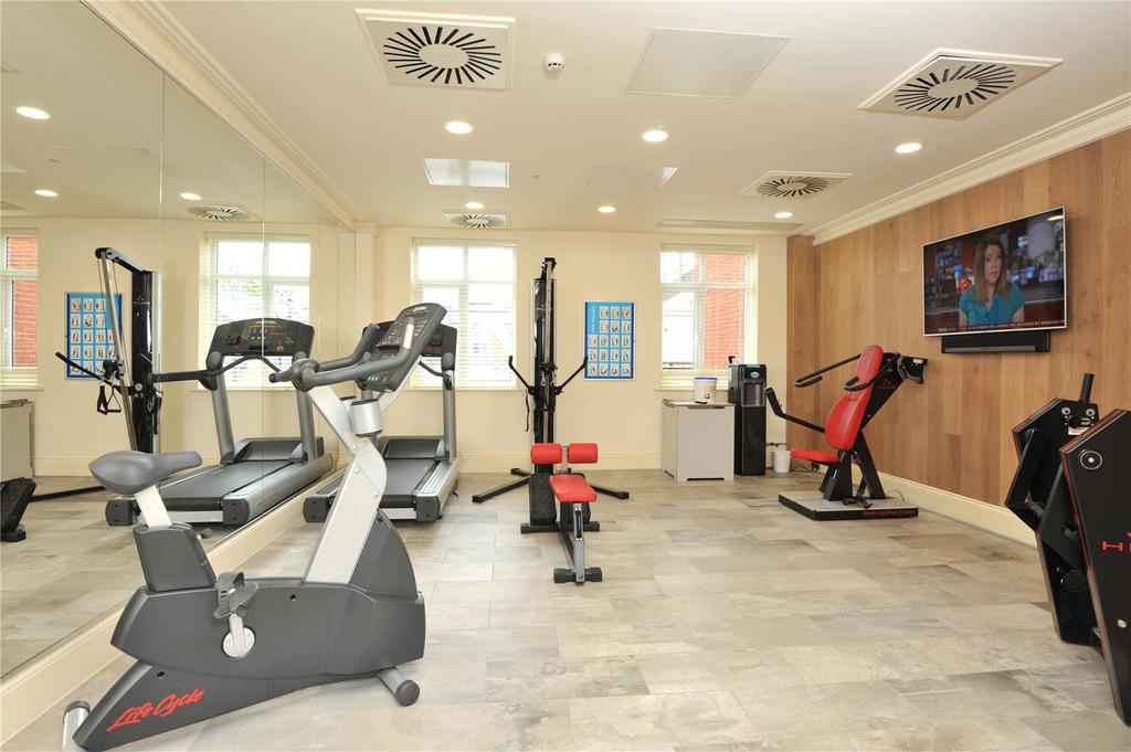 Millbrook Gym