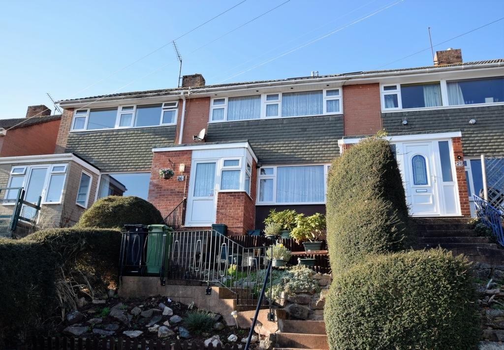4 Bedrooms House for sale in Wellpark Close, Redhills, EX4