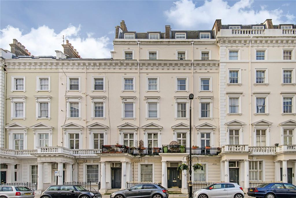 2 Bedrooms Flat for sale in St Georges Court, St Georges Drive, London