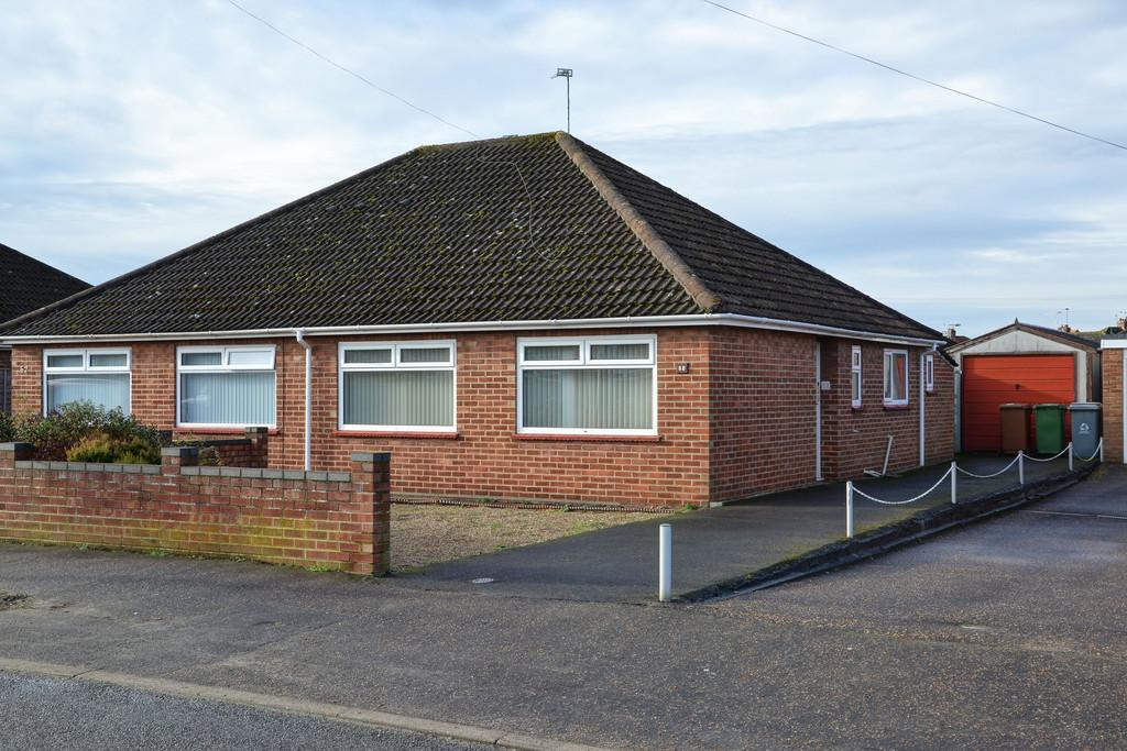 2 Bedrooms Semi Detached Bungalow for sale in Sprowston, Norwich, Norfolk