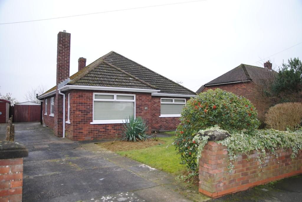 3 Bedrooms Detached Bungalow for sale in Devonshire Road, Scunthorpe, North Lincolnshire
