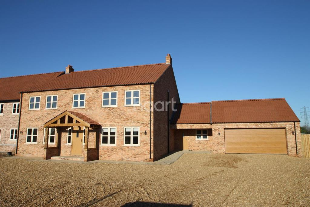 4 Bedrooms Detached House for sale in Begdale Road, Elm