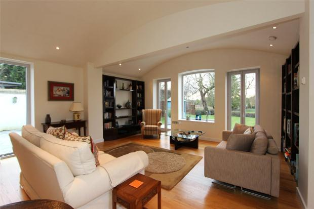 5 Bedrooms Detached House for sale in Fowlmere Road, Melbourn, Cambridgeshire