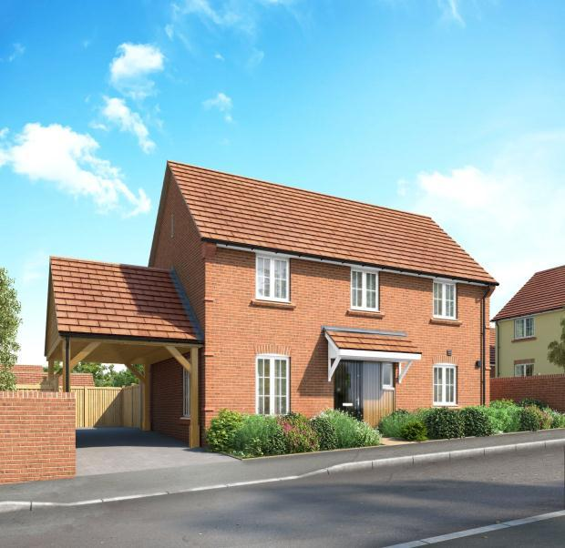 3 Bedrooms Detached House for sale in Meadow Gardens, Wedow Road, Thaxted