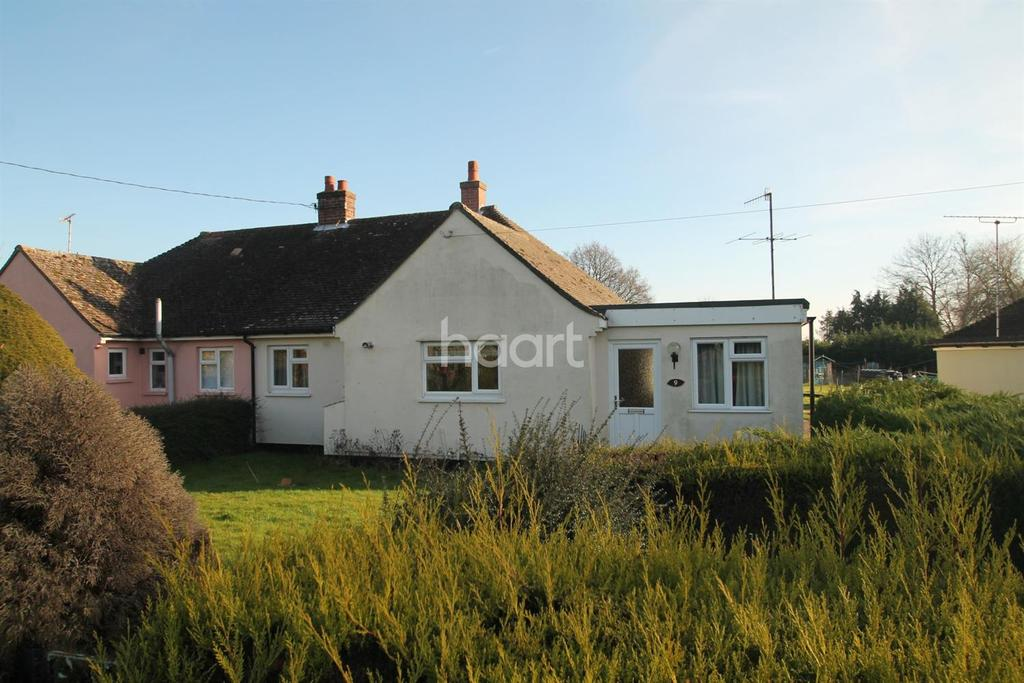 2 Bedrooms Bungalow for sale in Woodbridge