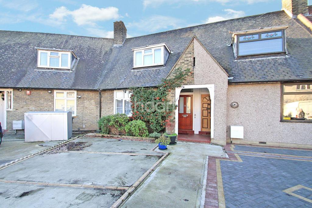 2 Bedrooms Terraced House for sale in Nutbrowne Road