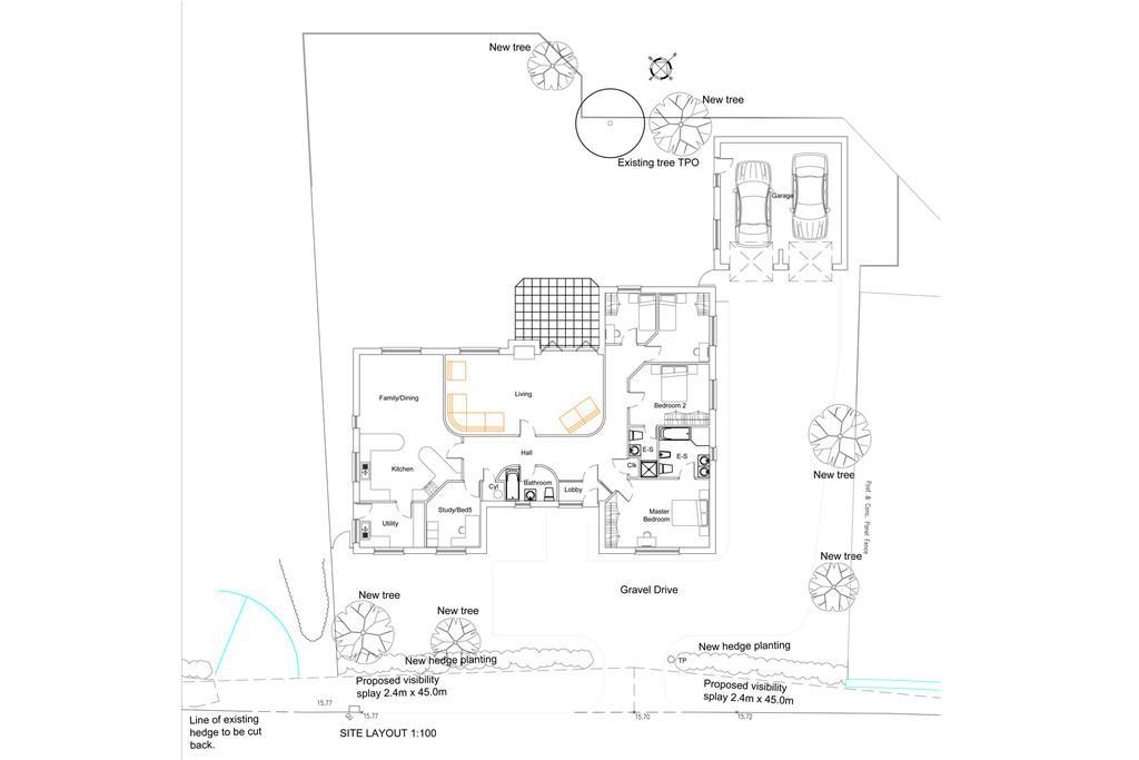 Land Commercial for sale in Land Adjacent to Broadlands, Sand Lane, Warton, LA5 9NJ