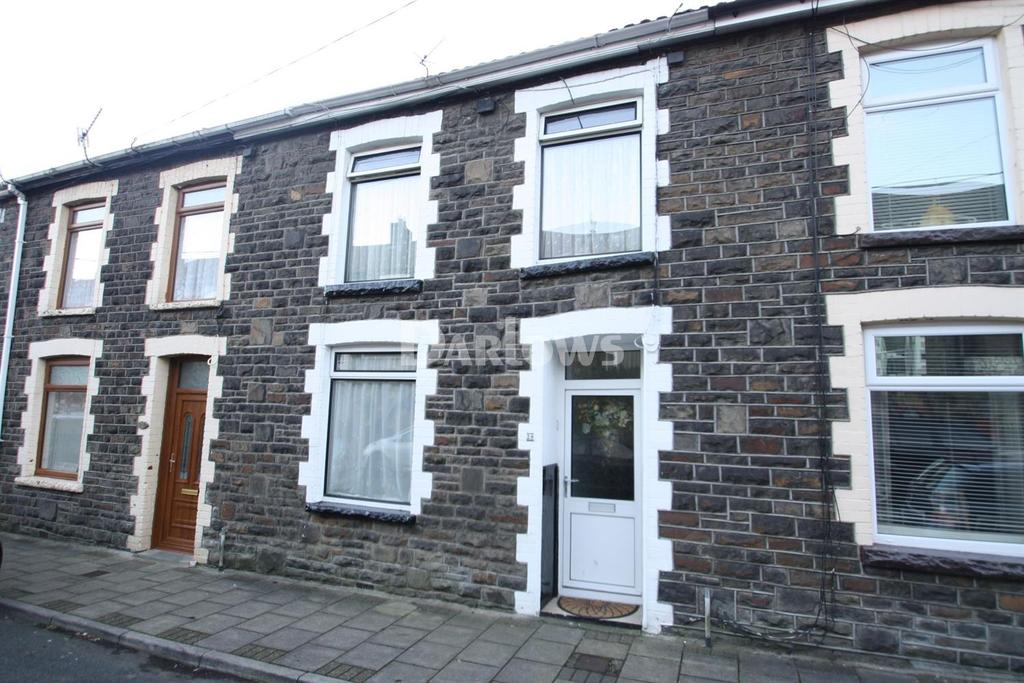2 Bedrooms Terraced House for sale in Rhys St, Trealaw