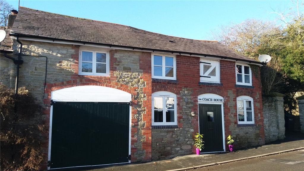 3 Bedrooms Semi Detached House for sale in Watling Street, Leintwardine, Craven Arms