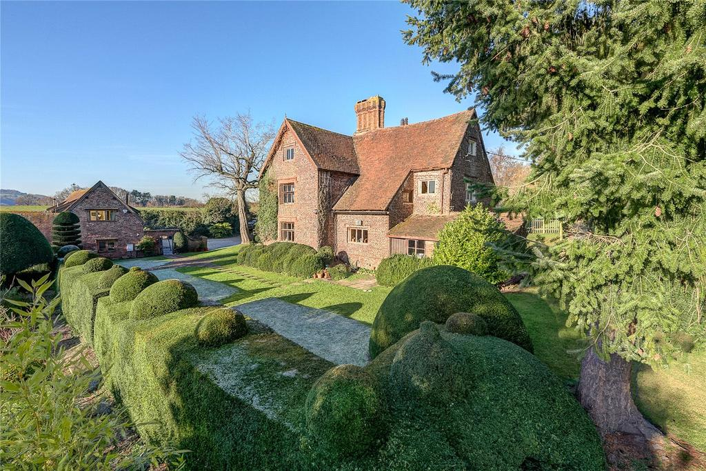 6 Bedrooms Detached House for sale in Steventon, Ludlow, Shropshire