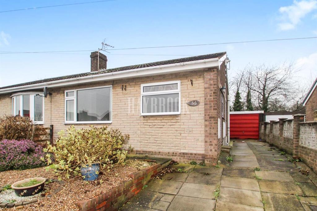 2 Bedrooms Bungalow for sale in Lansdowne Crescent, Darton