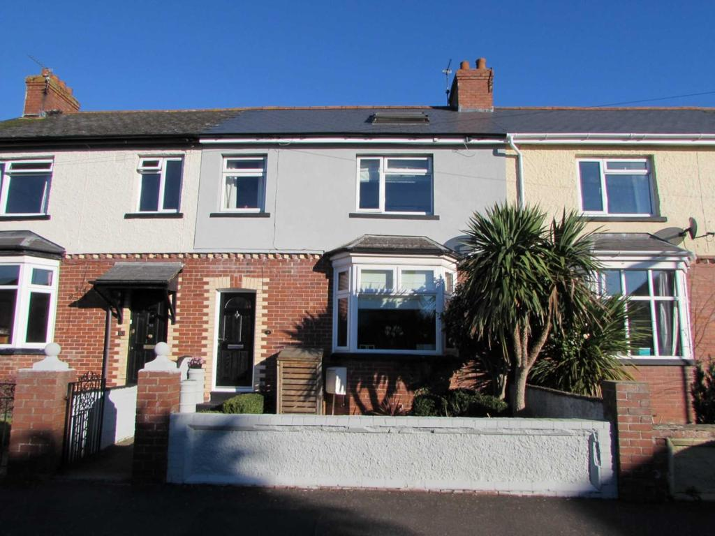 4 Bedrooms Terraced House for sale in Maristow Avenue, Exmouth