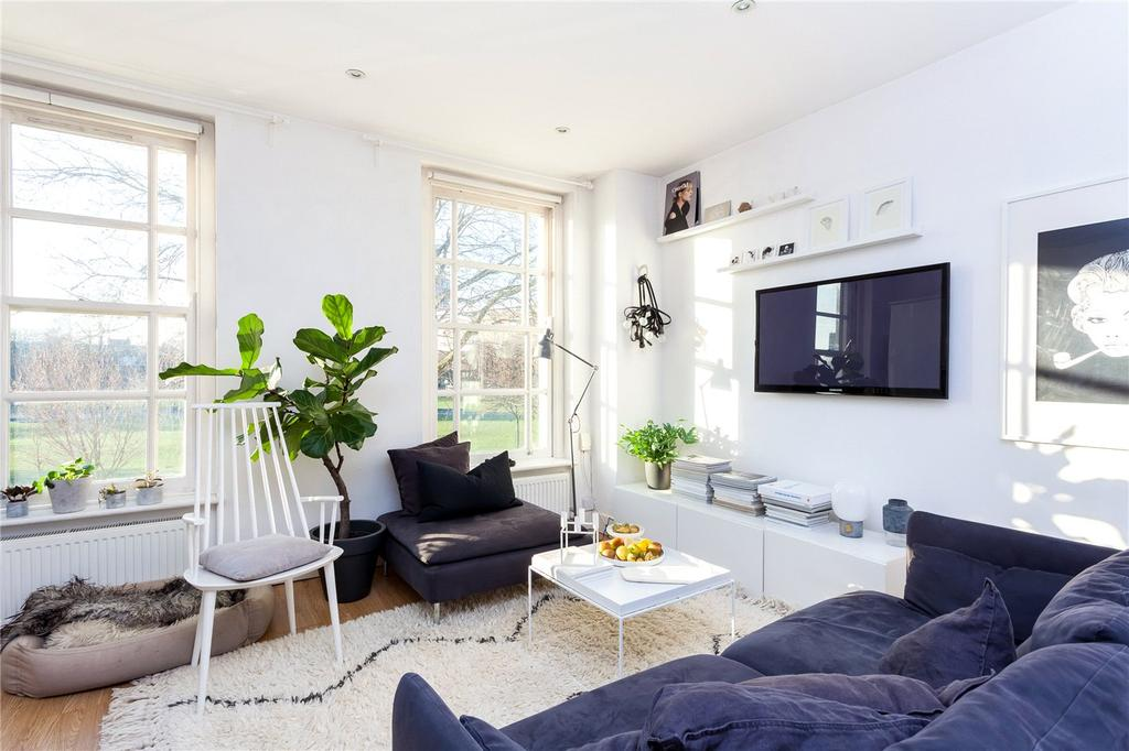 2 Bedrooms Flat for sale in Bridport Place, London, N1