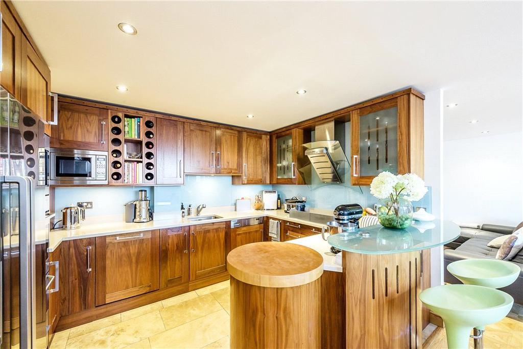 2 Bedrooms Penthouse Flat for sale in Goswell Road, London, EC1V