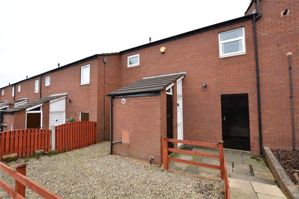 2 Bedrooms Terraced House for sale in Harrisons Avenue, Stanningley, Pudsey, West Yorkshire