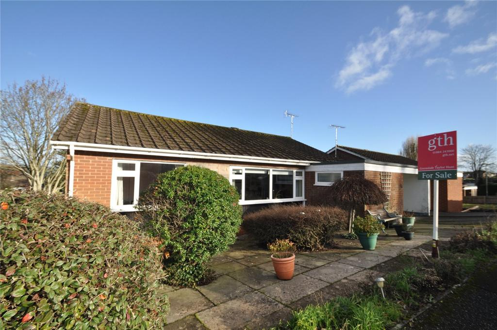 3 Bedrooms Bungalow for sale in Withy Close, Tiverton, Devon, EX16