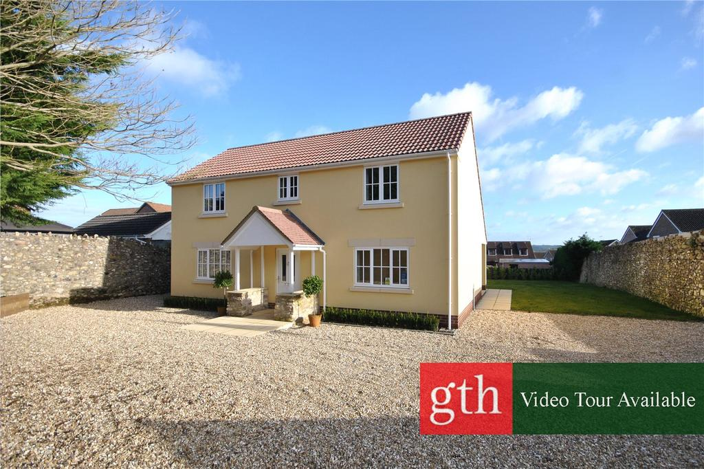 4 Bedrooms House for sale in Crimchard, Chard, Somerset, TA20