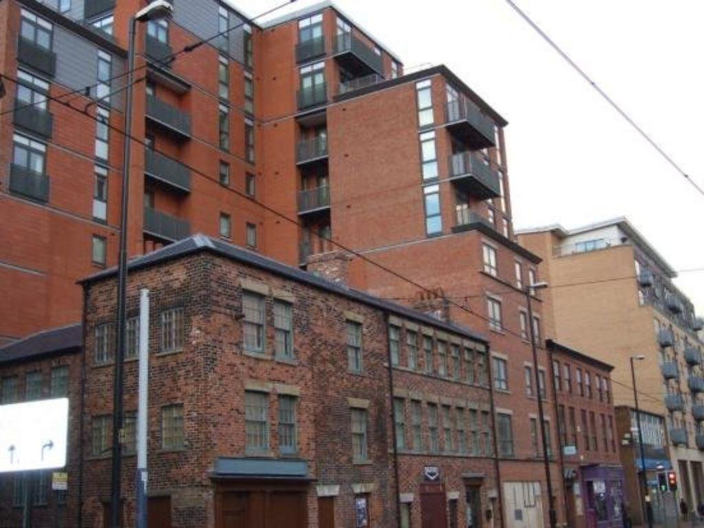 1 Bedroom Apartment Flat for sale in Morton Works, 94 West Street