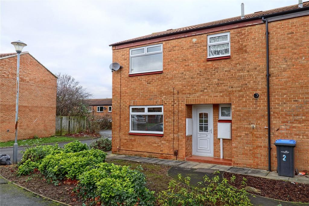 3 Bedrooms End Of Terrace House for sale in Thistle Rise, Coulby Newham