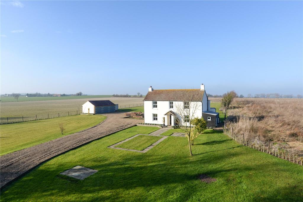 3 Bedrooms Detached House for sale in Hammill Road, Woodnesborough, Sandwich, Kent