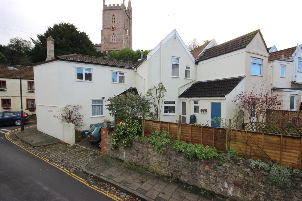 4 Bedrooms End Of Terrace House for sale in Church Road, Westbury-on-Trym, Bristol, BS9