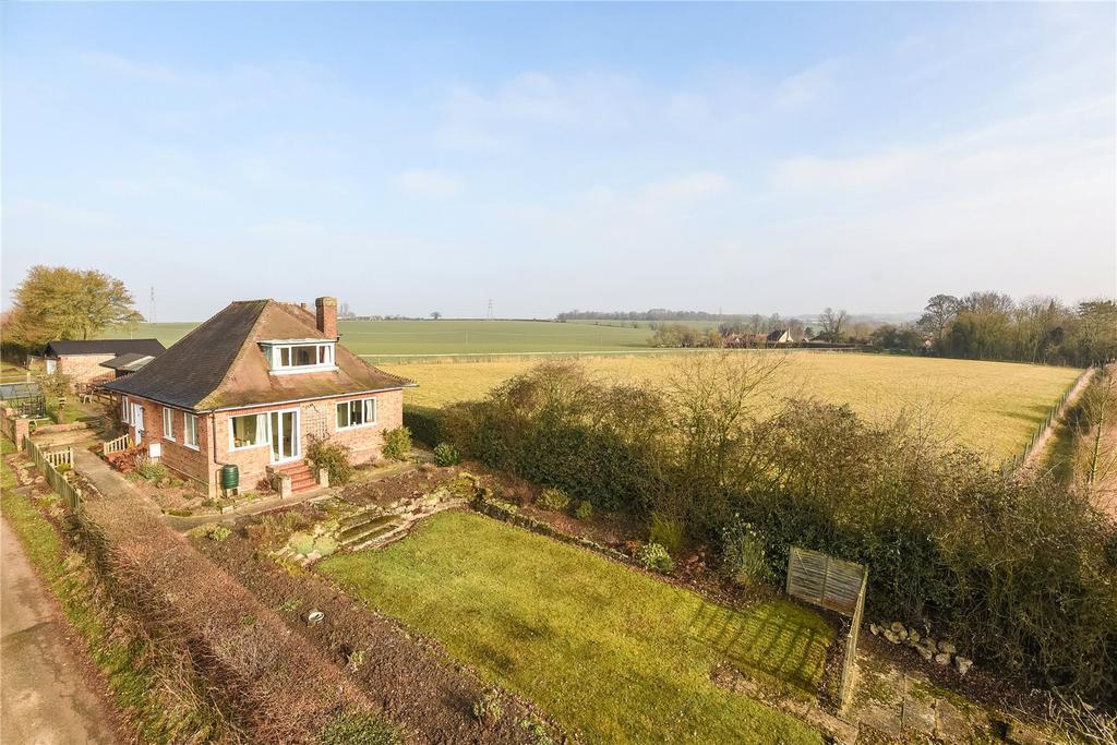 4 Bedrooms Detached House for sale in School Road, Rattlesden, Suffolk, IP30